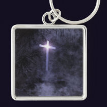 Thy Light Is Come Keychain