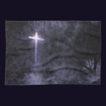 Thy Light Is Come Kitchen Towel