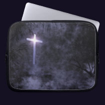 Thy Light Is Come Laptop Sleeve