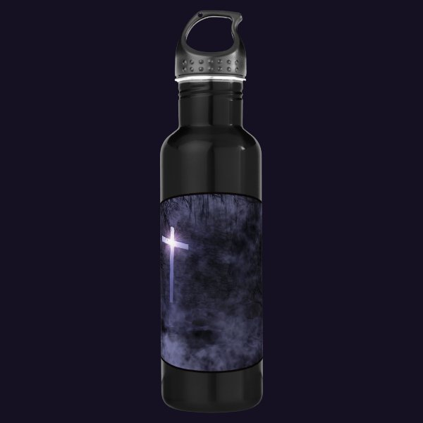 Thy Light Is Come Stainless Steel Water Bottle