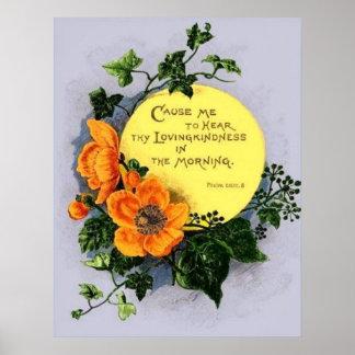 Thy Loving Kindness Print