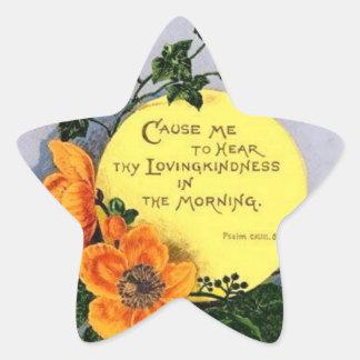 Thy Loving Kindness Stickers