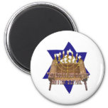 Thy Word is a Lamp To My Feet 2 Inch Round Magnet
