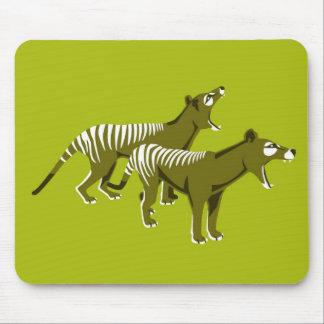 Thylacine Mouse Pad