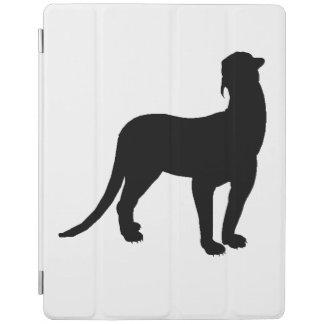 Thylacosmilus Silhouette iPad Cover