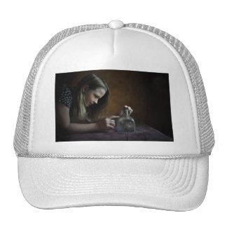 Thyme in a Bottle cap Trucker Hat