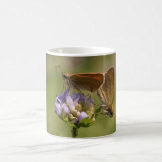 Thymelicus lineola coffee mug
