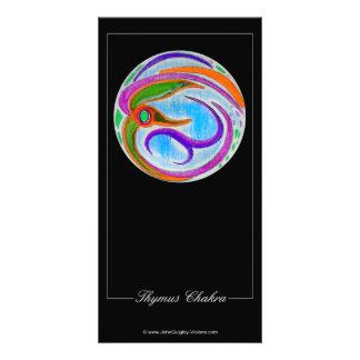 Thymus Chakra Card