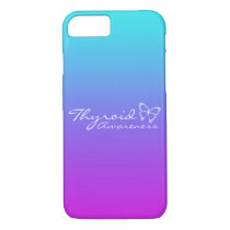 Thyroid Awareness iPhone 8/7 Case
