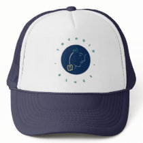 """Thyroid Blues"" Cap"