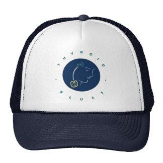 """Thyroid Blues"" Cap Trucker Hat"
