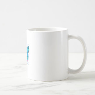 Thyroid Butterfly- Live Love Laugh Coffee Mug