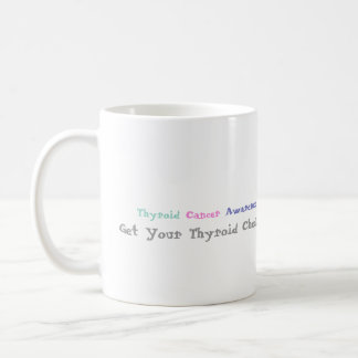 Thyroid Cancer Awareness mug