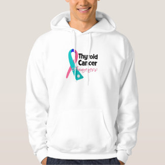 Thyroid Cancer Awareness Ribbon Pullover