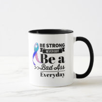 Thyroid Cancer Be Strong Mug