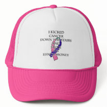 Thyroid Cancer Bully Trucker Hat