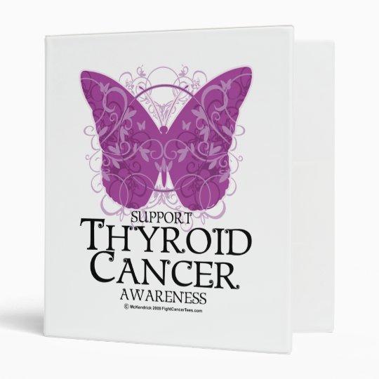 Thyroid Cancer Butterfly Binder