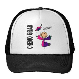 Thyroid Cancer CHEMO GRAD 1 Trucker Hat