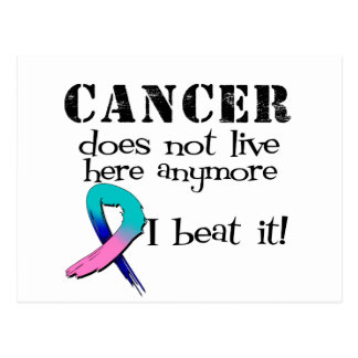 Thyroid Cancer Does Not Live Here Anymore Post Cards