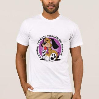 Thyroid Cancer Dog T-Shirt