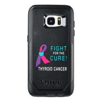 Thyroid Cancer: Fight for the Cure! OtterBox Samsung Galaxy S7 Edge Case
