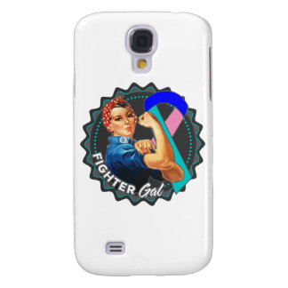 Thyroid Cancer Fighter Gal Samsung Galaxy S4 Covers