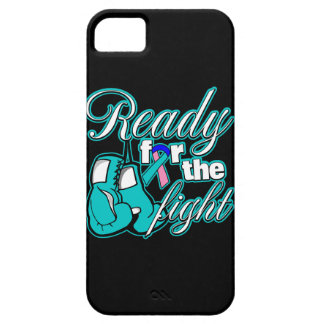 Thyroid Cancer Gloves Ready For The Fight iPhone 5 Case