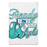 Thyroid Cancer Gloves Ready For The Fight iPad Mini Cases