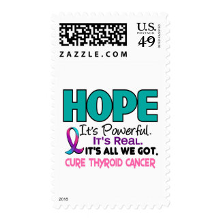 Thyroid Cancer HOPE 1 Postage