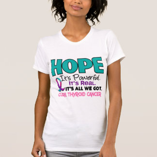 Thyroid Cancer HOPE 1 T-Shirt