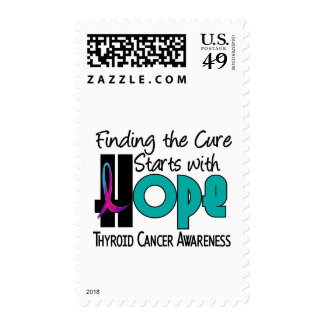Thyroid Cancer HOPE 4 Postage