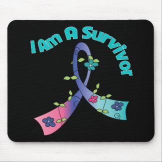 Thyroid Cancer I Am A Survivor Mouse Pad