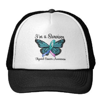 Thyroid Cancer I'm a Survivor Trucker Hat