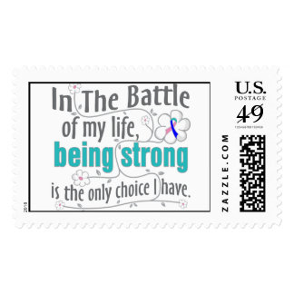 Thyroid Cancer In The Battle Postage