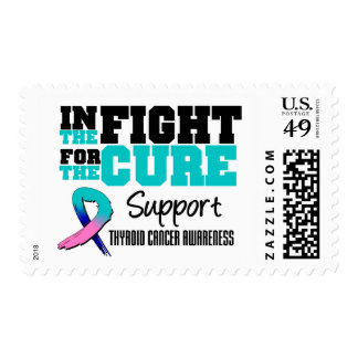 Thyroid Cancer In The Fight For The Cure Stamps