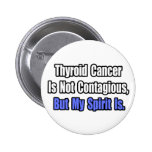 Thyroid Cancer Is Not Contagious.. Pins