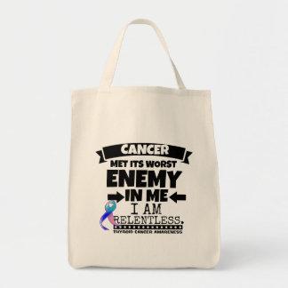 Thyroid Cancer Met Its Worst Enemy in Me Tote Bag