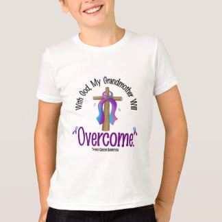 Thyroid Cancer My Grandmother Will Overcome T-Shirt