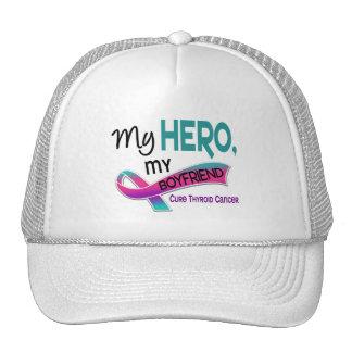 Thyroid Cancer MY HERO MY BOYFRIEND 42 Trucker Hat