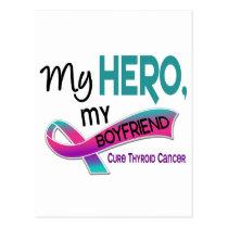 Thyroid Cancer MY HERO MY BOYFRIEND 42 Postcard