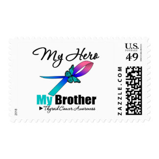 Thyroid Cancer My Hero My Brother Postage