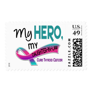 Thyroid Cancer MY HERO MY DAUGHTER-IN-LAW 42 Postage