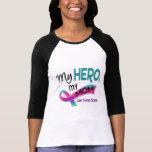 Thyroid Cancer MY HERO MY MOM 42 Shirts