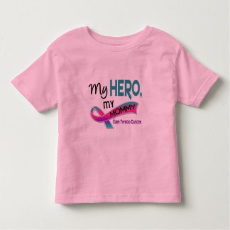 Thyroid Cancer MY HERO MY MOMMY 42 Toddler T-shirt