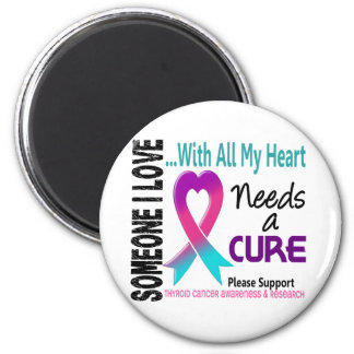 Thyroid Cancer Needs A Cure 3 Magnet