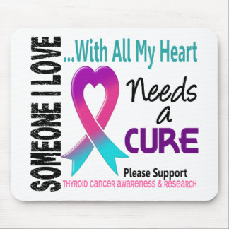Thyroid Cancer Needs A Cure 3 Mouse Pad