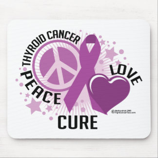 Thyroid Cancer PLC Mouse Pad