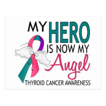 Thyroid Cancer Postcard