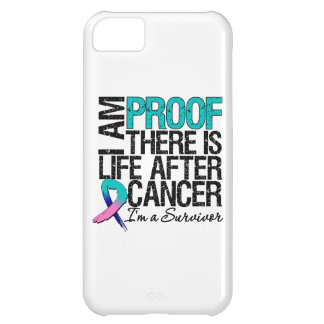 Thyroid Cancer Proof There is Life After Cancer Cover For iPhone 5C