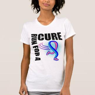 Thyroid Cancer Run For A Cure T-Shirt